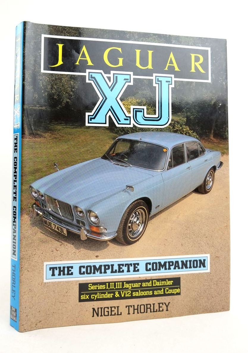 Photo of JAGUAR XJ: THE COMPLETE COMPANION- Stock Number: 1821449