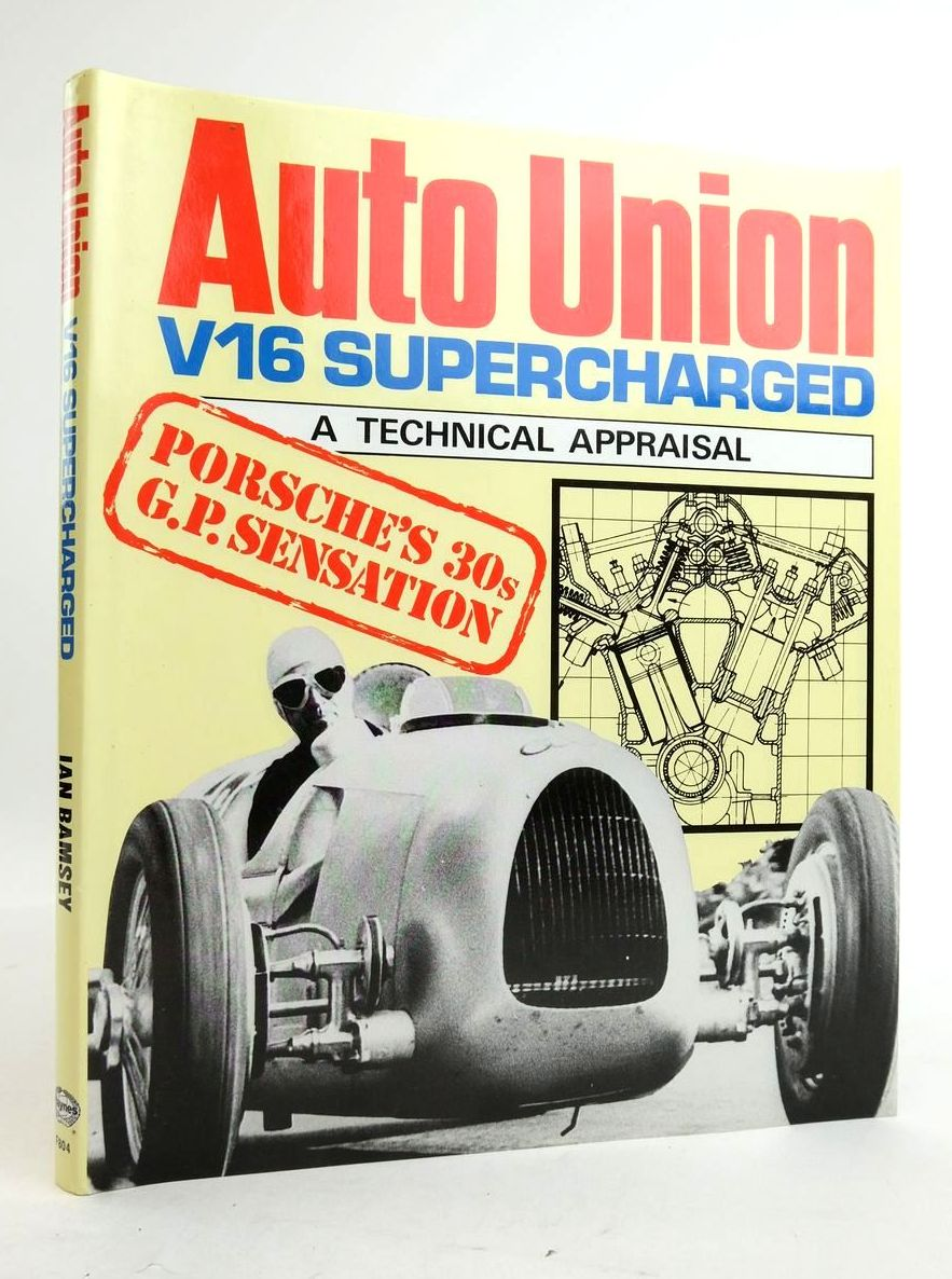 Photo of AUTO UNION V16 SUPERCHARGED- Stock Number: 1821451
