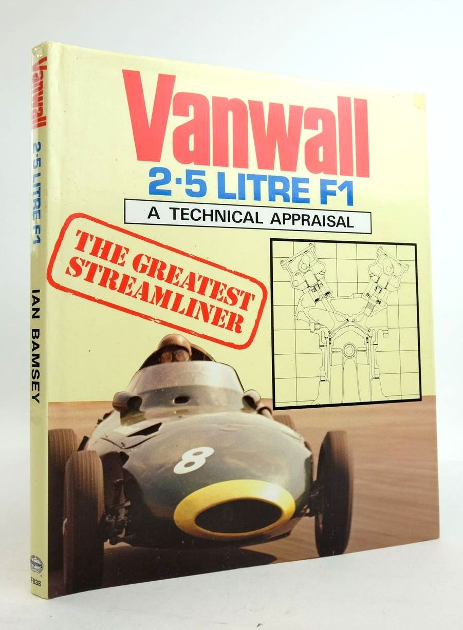 Photo of VANWALL 2.5 LITRE F1- Stock Number: 1821452