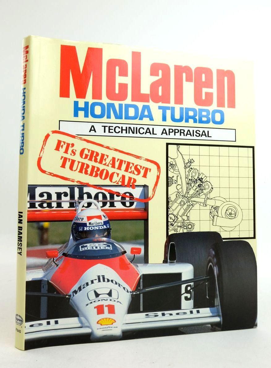 Photo of MCLAREN HONDA TURBO- Stock Number: 1821453