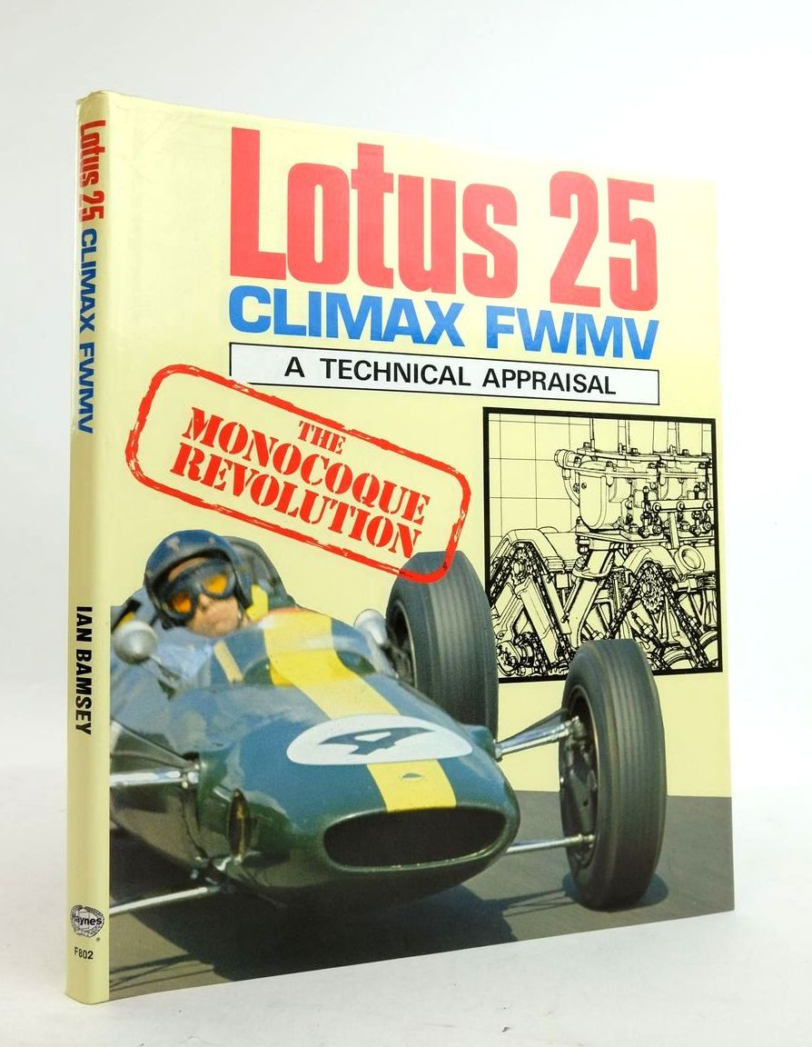 Photo of LOTUS 25 COVENTRY CLIMAX FWMV written by Bamsey, Ian published by Foulis, Haynes (STOCK CODE: 1821454)  for sale by Stella & Rose's Books