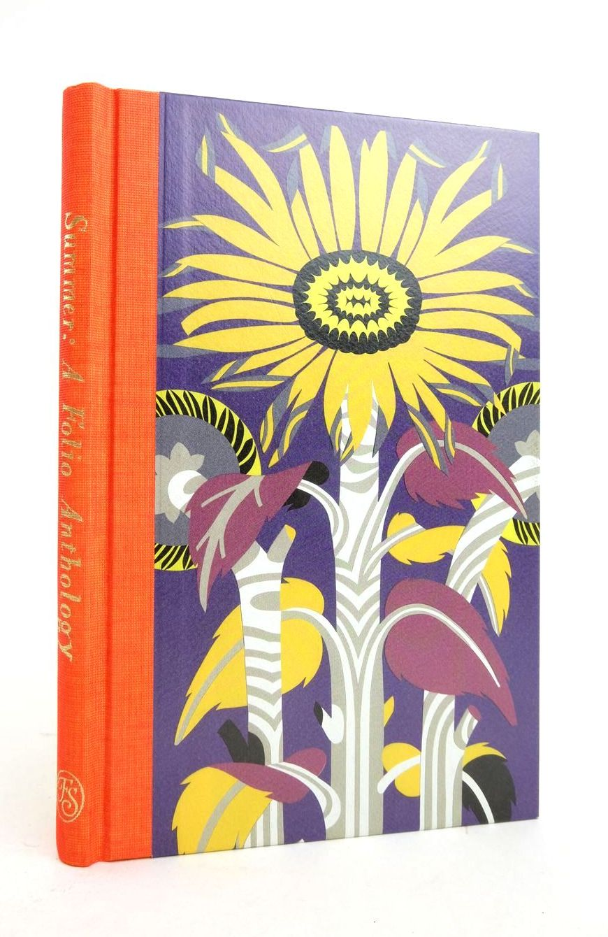 Photo of SUMMER: A FOLIO ANTHOLOGY written by Bradbury, Sue Dunlop, Storm illustrated by Borner, Petra published by Folio Society (STOCK CODE: 1821459)  for sale by Stella & Rose's Books