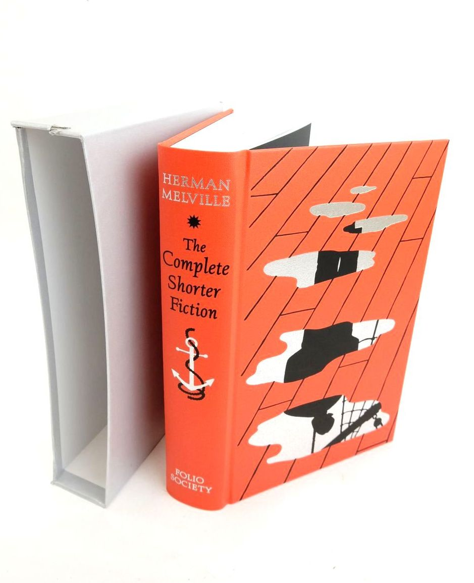 Photo of THE COMPLETE SHORTER FICTION written by Melville, Herman Parini, Jay illustrated by Bragg, Bill published by Folio Society (STOCK CODE: 1821461)  for sale by Stella & Rose's Books