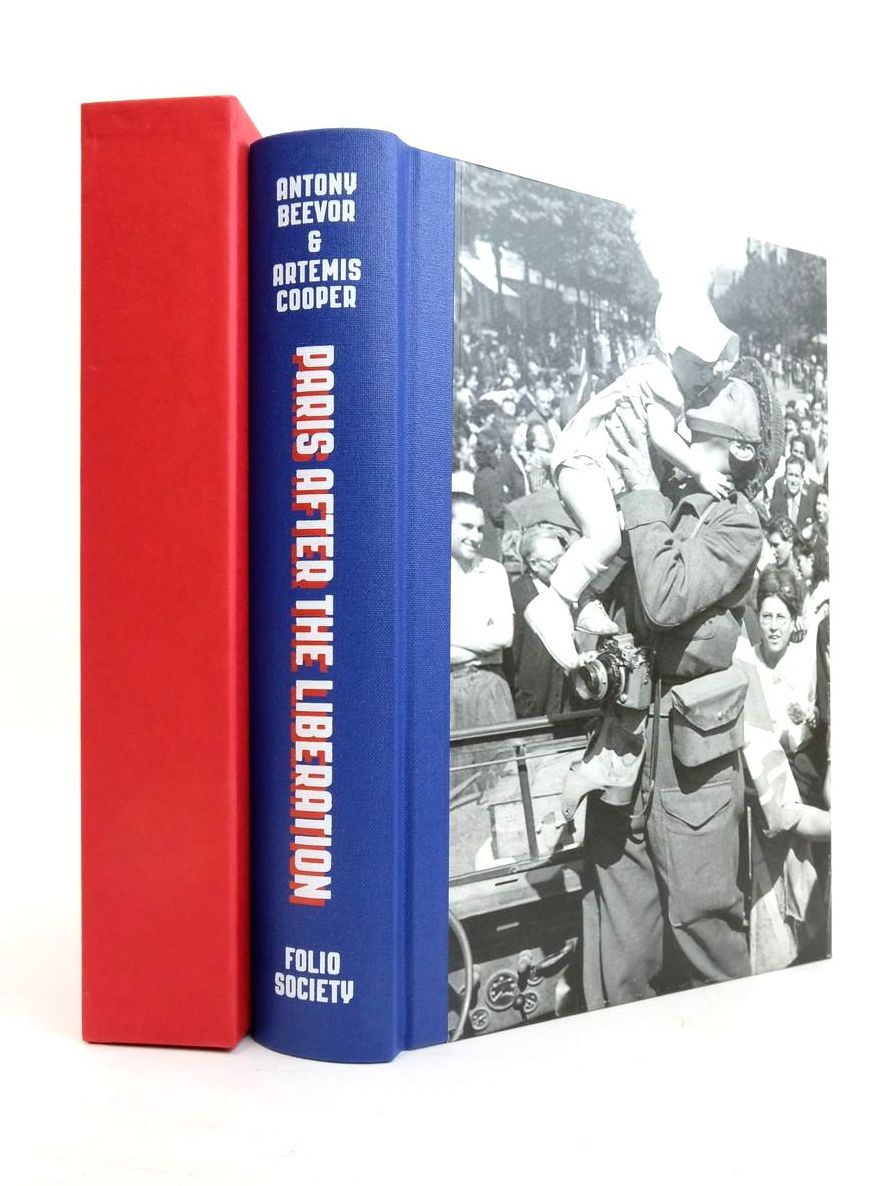 Photo of PARIS AFTER THE LIBERATION 1944-1949 written by Beevor, Antony Cooper, Artemis published by Folio Society (STOCK CODE: 1821470)  for sale by Stella & Rose's Books