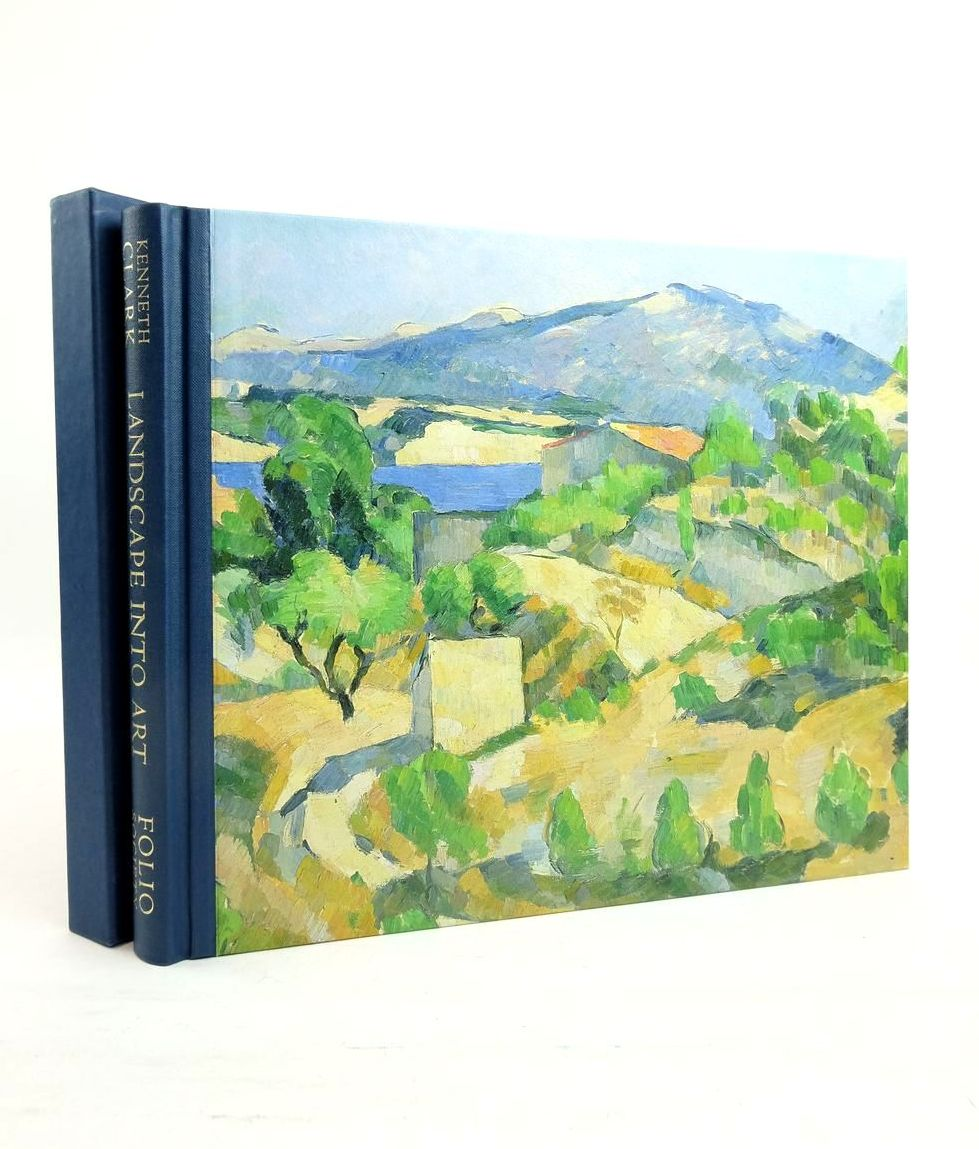 Photo of LANDSCAPE INTO ART written by Clark, Kenneth Gompertz, Will published by Folio Society (STOCK CODE: 1821482)  for sale by Stella & Rose's Books