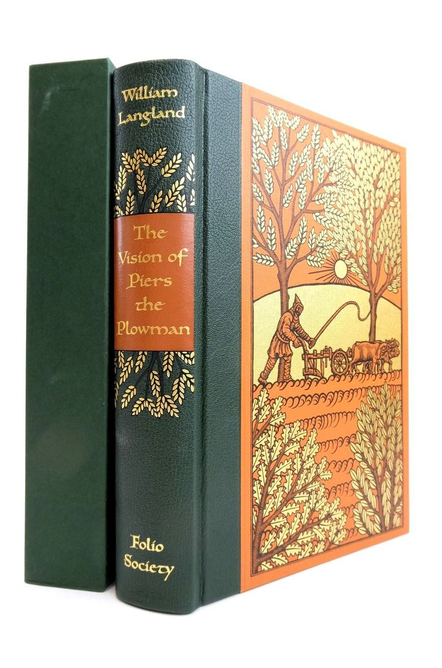 Photo of THE VISION OF PIERS THE PLOWMAN- Stock Number: 1821483