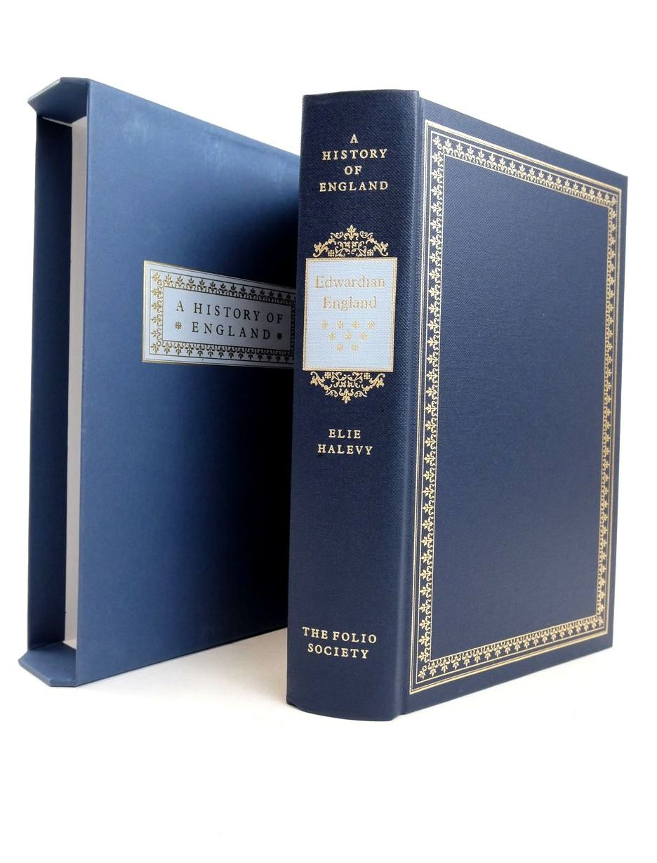 Photo of EDWARDIAN ENGLAND: A SPLENDID ILLUSION written by Halevy, Elie published by Folio Society (STOCK CODE: 1821488)  for sale by Stella & Rose's Books