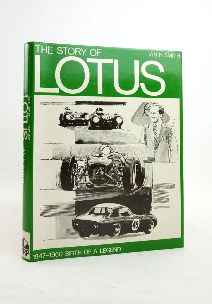 Photo of THE STORY OF LOTUS 1947-1960: BIRTH OF A LEGEND- Stock Number: 1821496