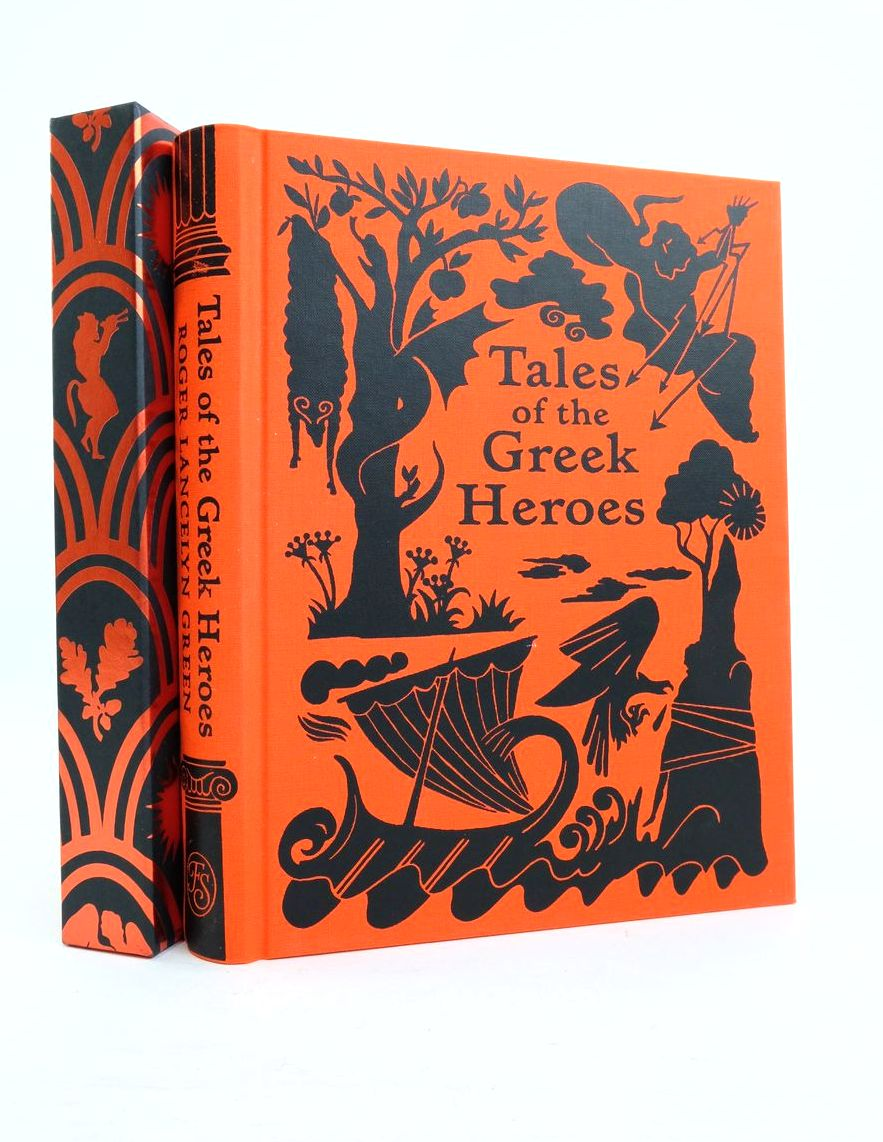 Photo of TALES OF THE GREEK HEROES: RETOLD FROM THE ANCIENT AUTHORS- Stock Number: 1821507