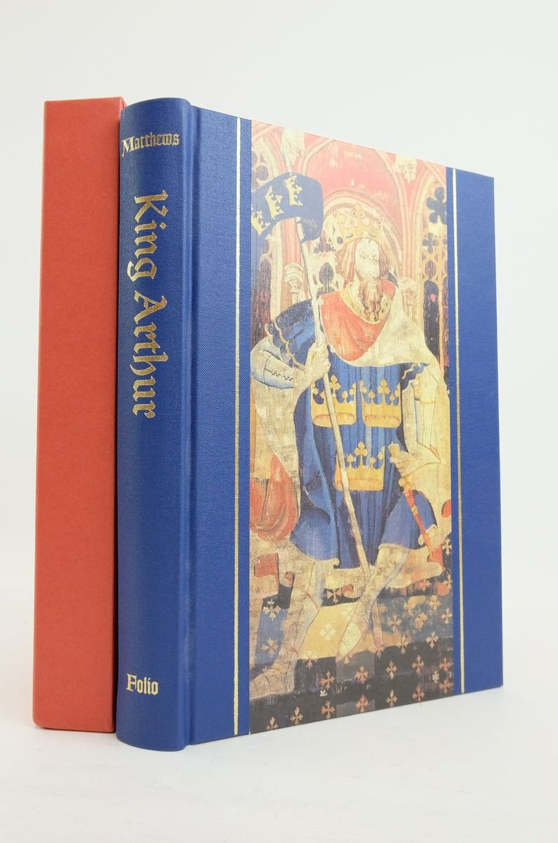 Photo of KING ARTHUR HISTORY & LEGEND- Stock Number: 1821511
