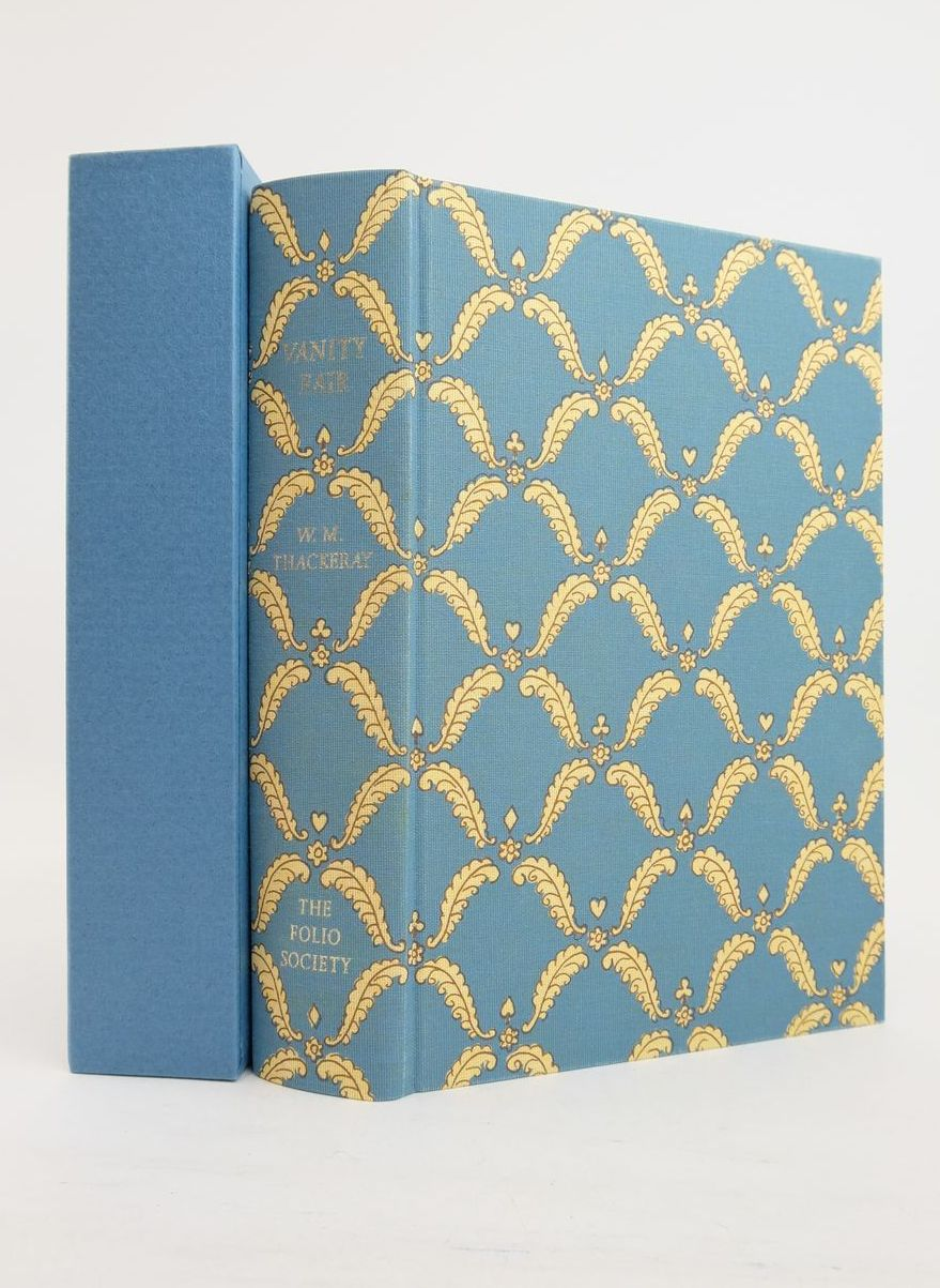 Photo of VANITY FAIR written by Thackeray, William Makepeace Weldon, Fay illustrated by Pym, Roland published by Folio Society (STOCK CODE: 1821512)  for sale by Stella & Rose's Books