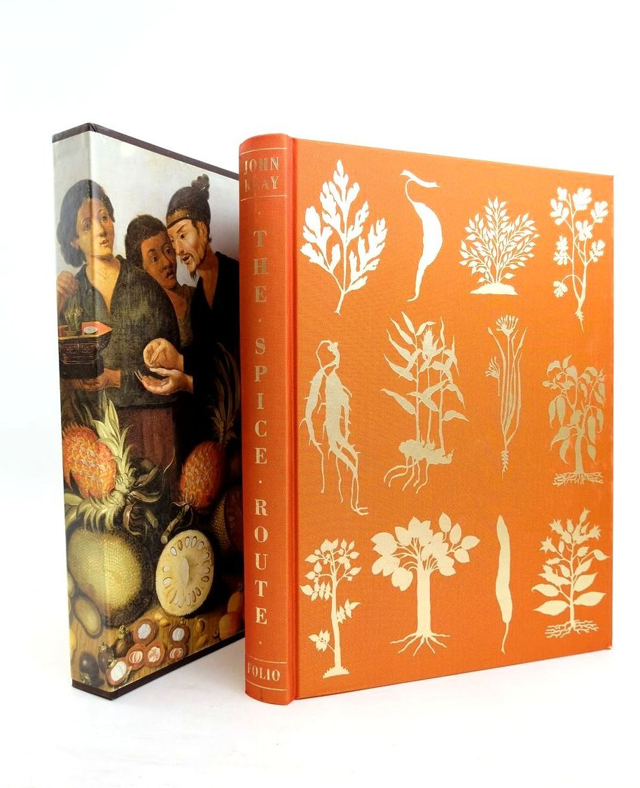 Photo of THE SPICE ROUTE written by Keay, John published by Folio Society (STOCK CODE: 1821533)  for sale by Stella & Rose's Books