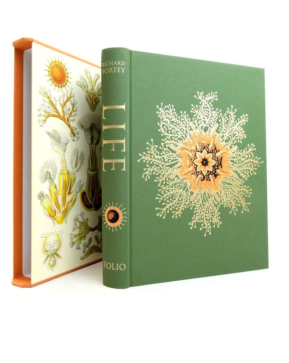 Photo of LIFE written by Fortey, Richard published by Folio Society (STOCK CODE: 1821561)  for sale by Stella & Rose's Books