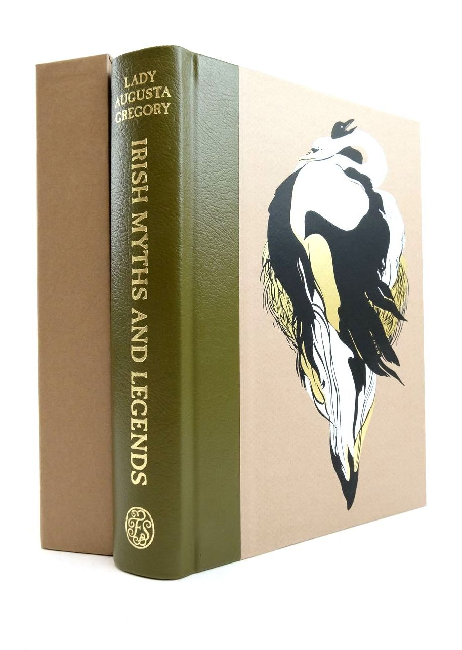 Photo of IRISH MYTHS AND LEGENDS- Stock Number: 1821563