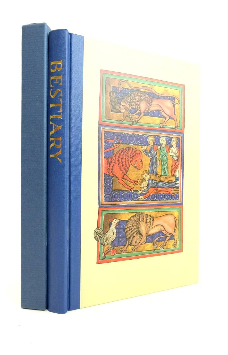 Photo of BESTIARY written by Barber, Richard published by Folio Society (STOCK CODE: 1821580)  for sale by Stella & Rose's Books