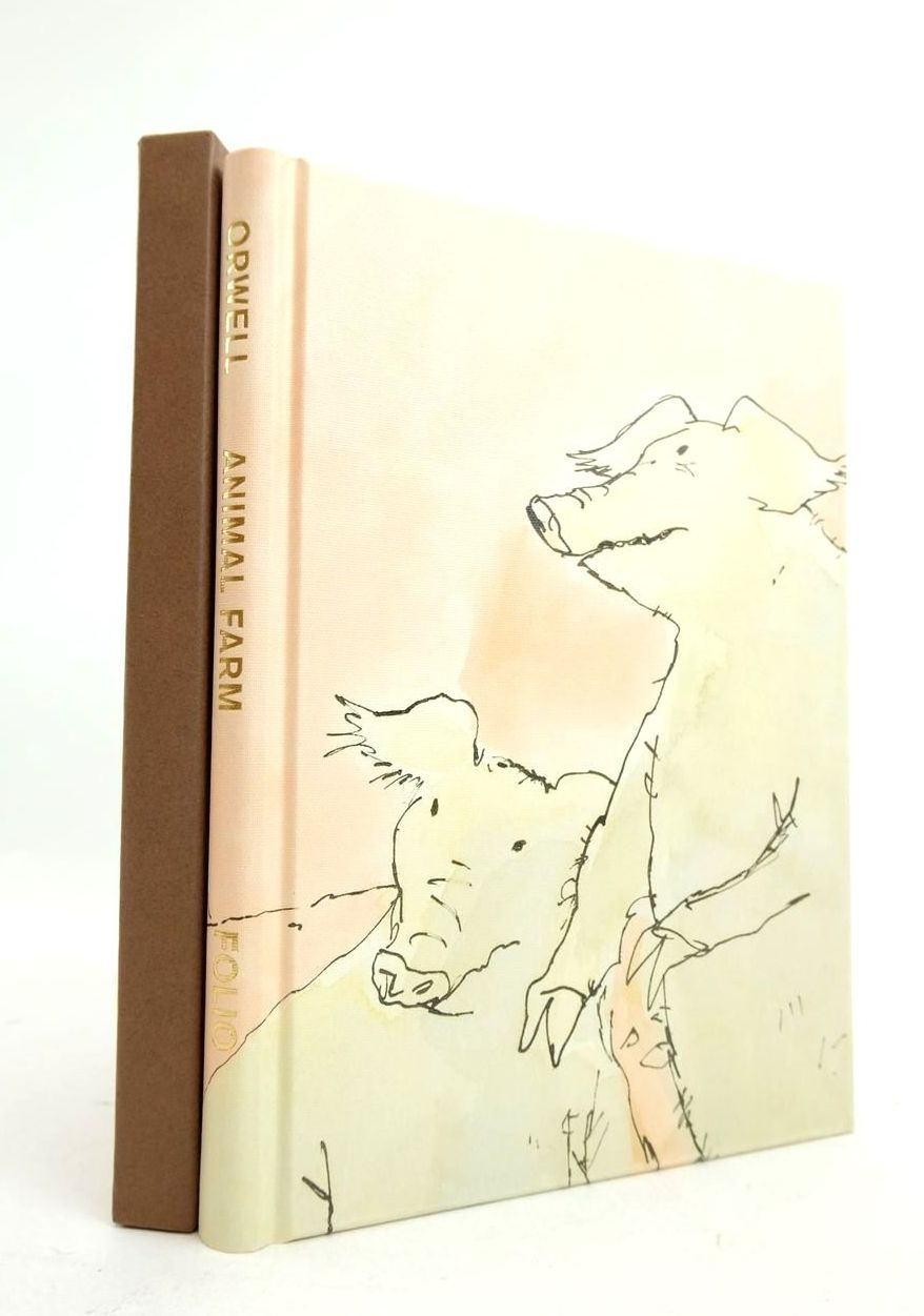 Photo of ANIMAL FARM: A FAIRY STORY- Stock Number: 1821587