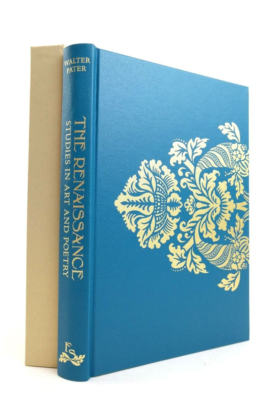 Photo of THE RENAISSANCE: STUDIES IN ART AND POETRY- Stock Number: 1821591