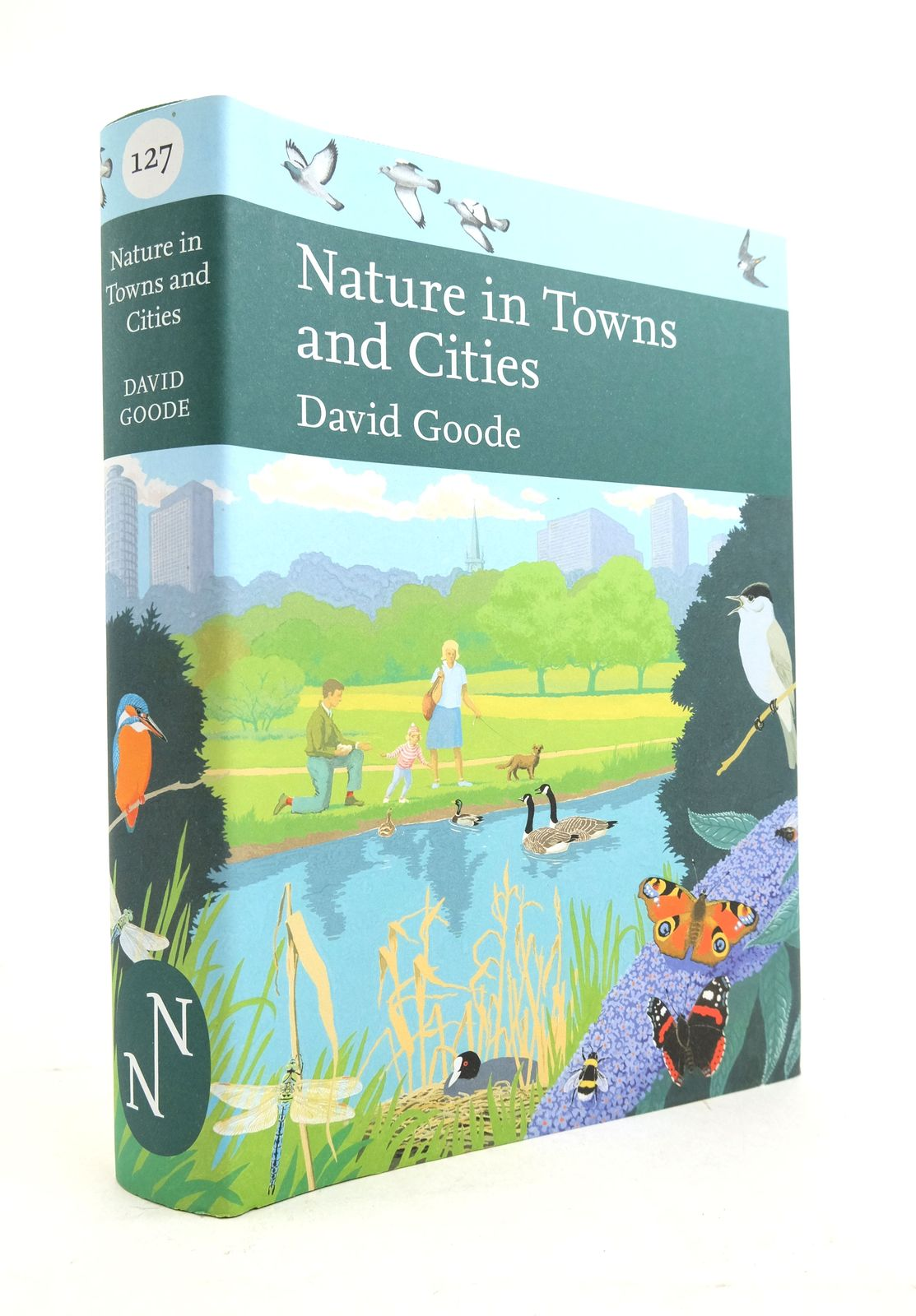 Photo of NATURE IN TOWNS AND CITIES (NN 127)- Stock Number: 1821596