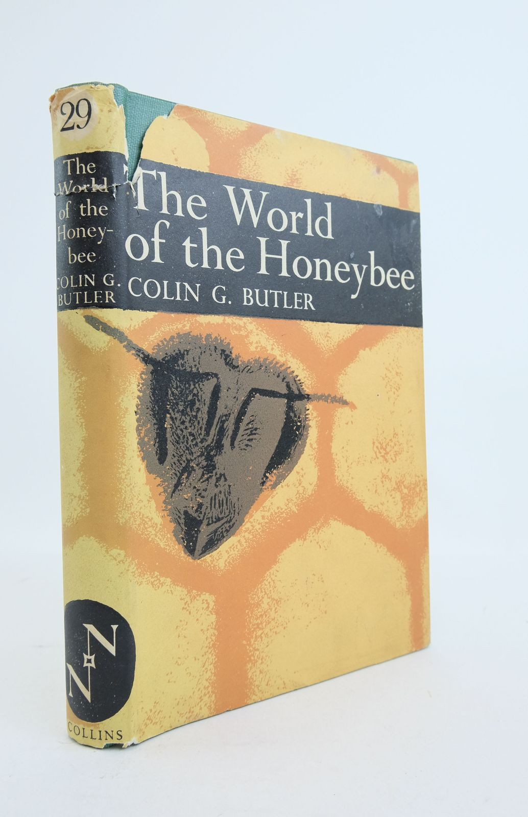 Photo of THE WORLD OF THE HONEYBEE (NN 29) written by Butler, Colin G. published by Collins (STOCK CODE: 1821597)  for sale by Stella & Rose's Books