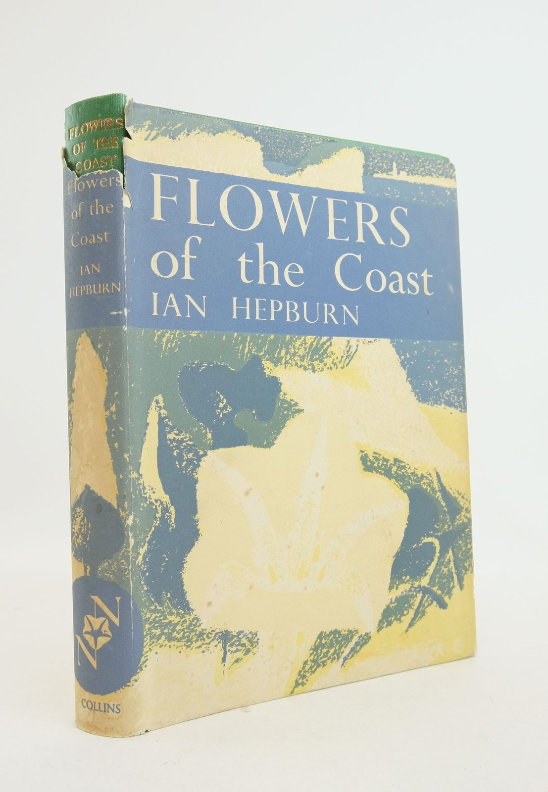 Photo of FLOWERS OF THE COAST (NN 24) written by Hepburn, Ian published by Collins (STOCK CODE: 1821598)  for sale by Stella & Rose's Books