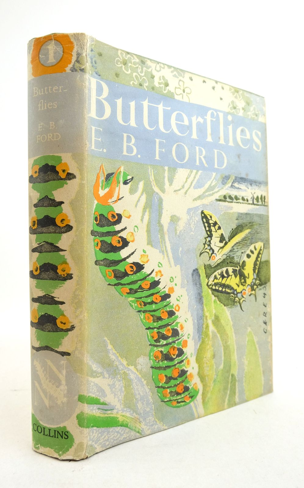 Photo of BUTTERFLIES (NN 1) written by Ford, E.B. published by Collins (STOCK CODE: 1821599)  for sale by Stella & Rose's Books