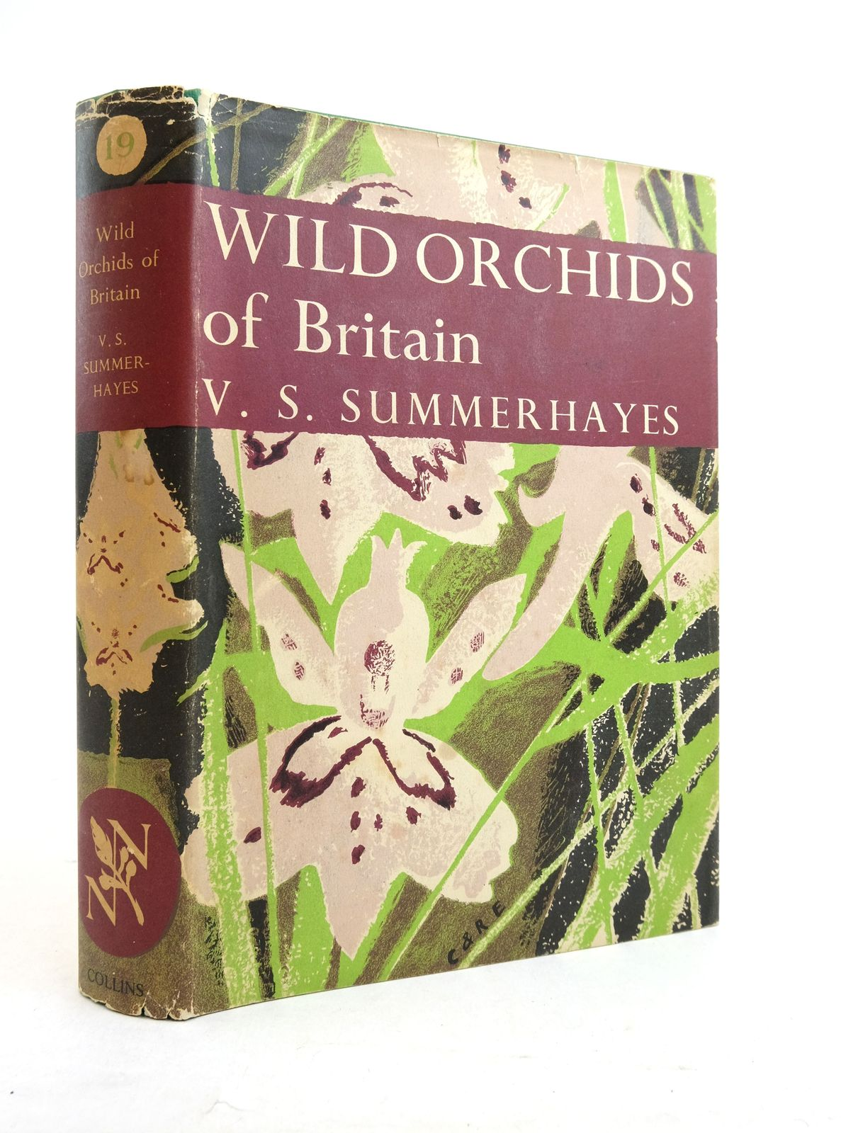 Photo of WILD ORCHIDS OF BRITAIN (NN 19) written by Summerhayes, V.S. published by Collins (STOCK CODE: 1821600)  for sale by Stella & Rose's Books