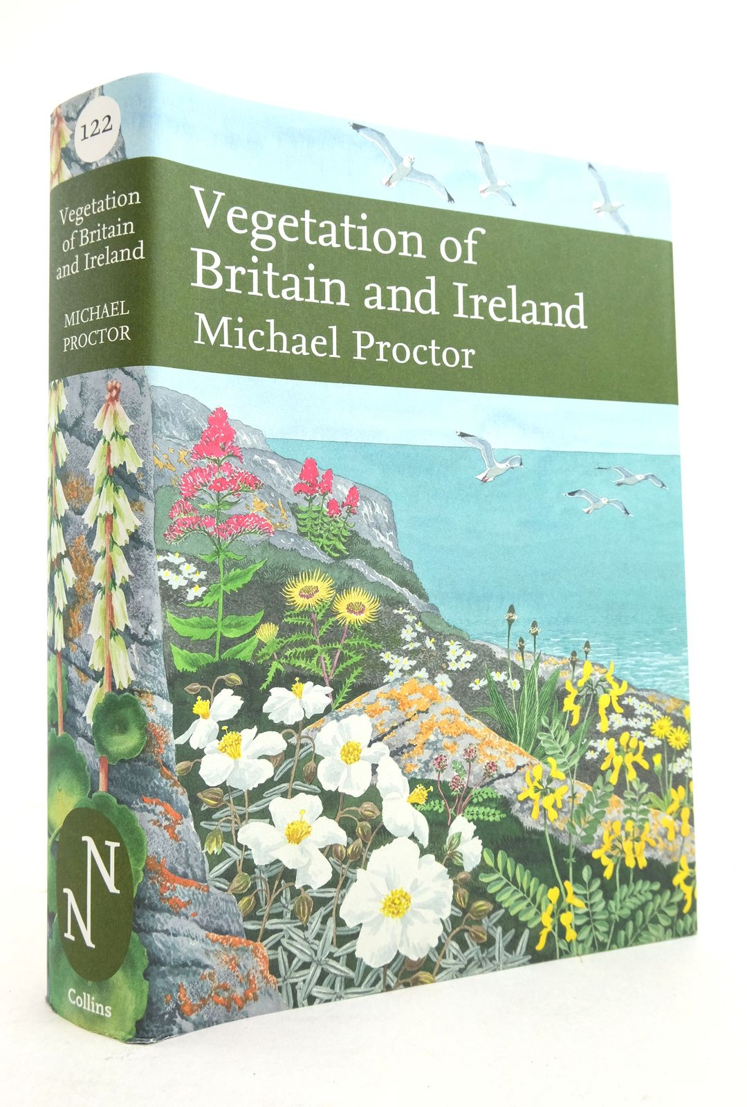 Photo of VEGETATION OF BRITAIN AND IRELAND (NN 122)- Stock Number: 1821603