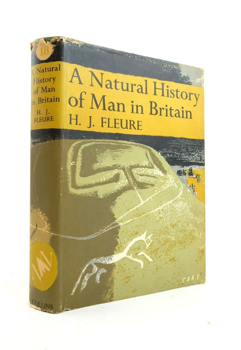 Photo of A NATURAL HISTORY OF MAN IN BRITAIN (NN 18) written by Fleure, H.J. illustrated by Birch, Alison published by Collins (STOCK CODE: 1821604)  for sale by Stella & Rose's Books