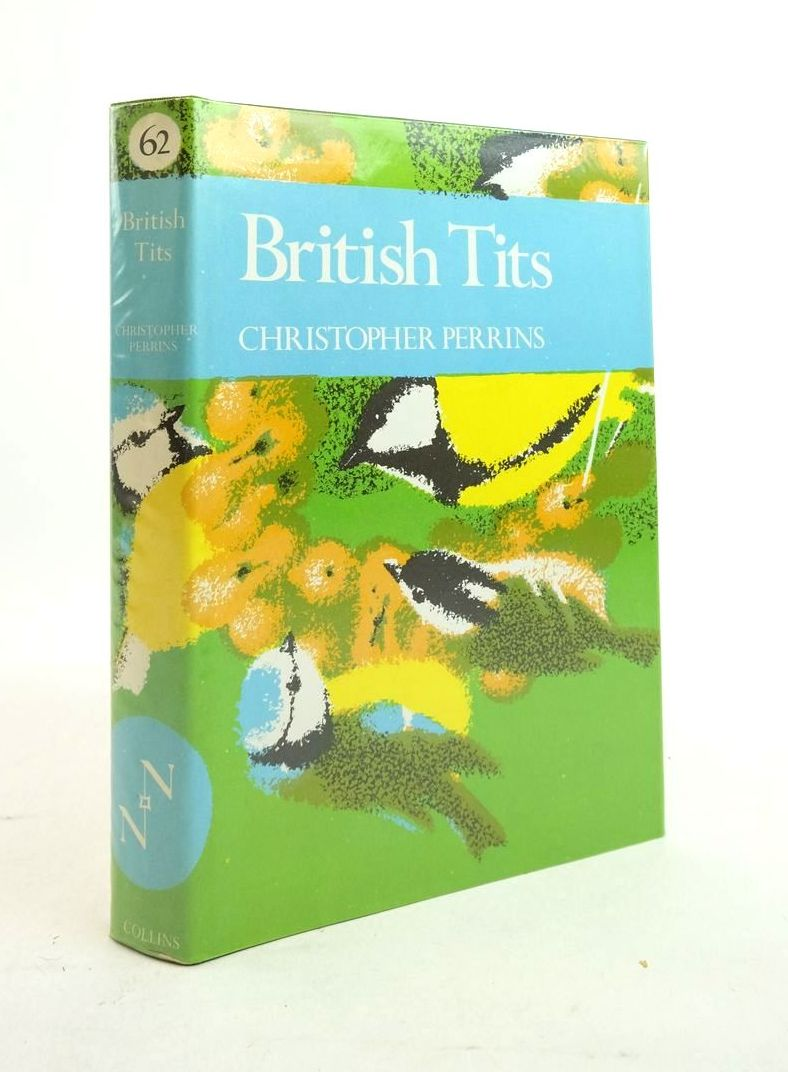 Photo of BRITISH TITS (NN 62) written by Perrins, Christopher M. published by Collins (STOCK CODE: 1821606)  for sale by Stella & Rose's Books