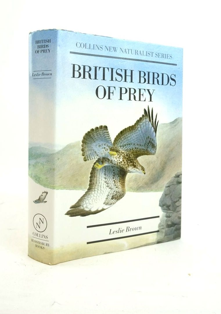 Photo of BRITISH BIRDS OF PREY (NN 60) written by Brown, Leslie H. published by Bloomsbury (STOCK CODE: 1821607)  for sale by Stella & Rose's Books