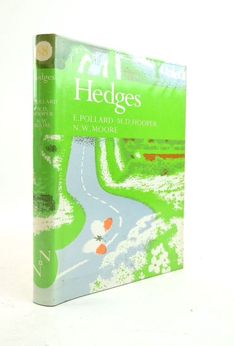 Photo of HEDGES (NN 58) written by Pollard, E. Hooper, M.D. Moore, Norman W published by Collins (STOCK CODE: 1821608)  for sale by Stella & Rose's Books