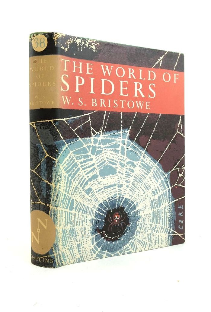 Photo of THE WORLD OF SPIDERS (NN 38) written by Bristowe, W.S. illustrated by Smith, Arthur published by Collins (STOCK CODE: 1821610)  for sale by Stella & Rose's Books