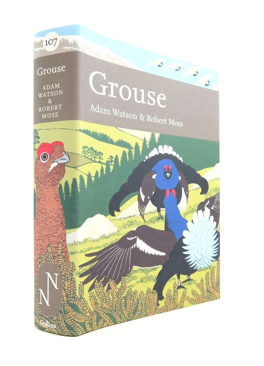Photo of GROUSE (NN 107) written by Watson, Adam Moss, Robert published by Collins (STOCK CODE: 1821613)  for sale by Stella & Rose's Books