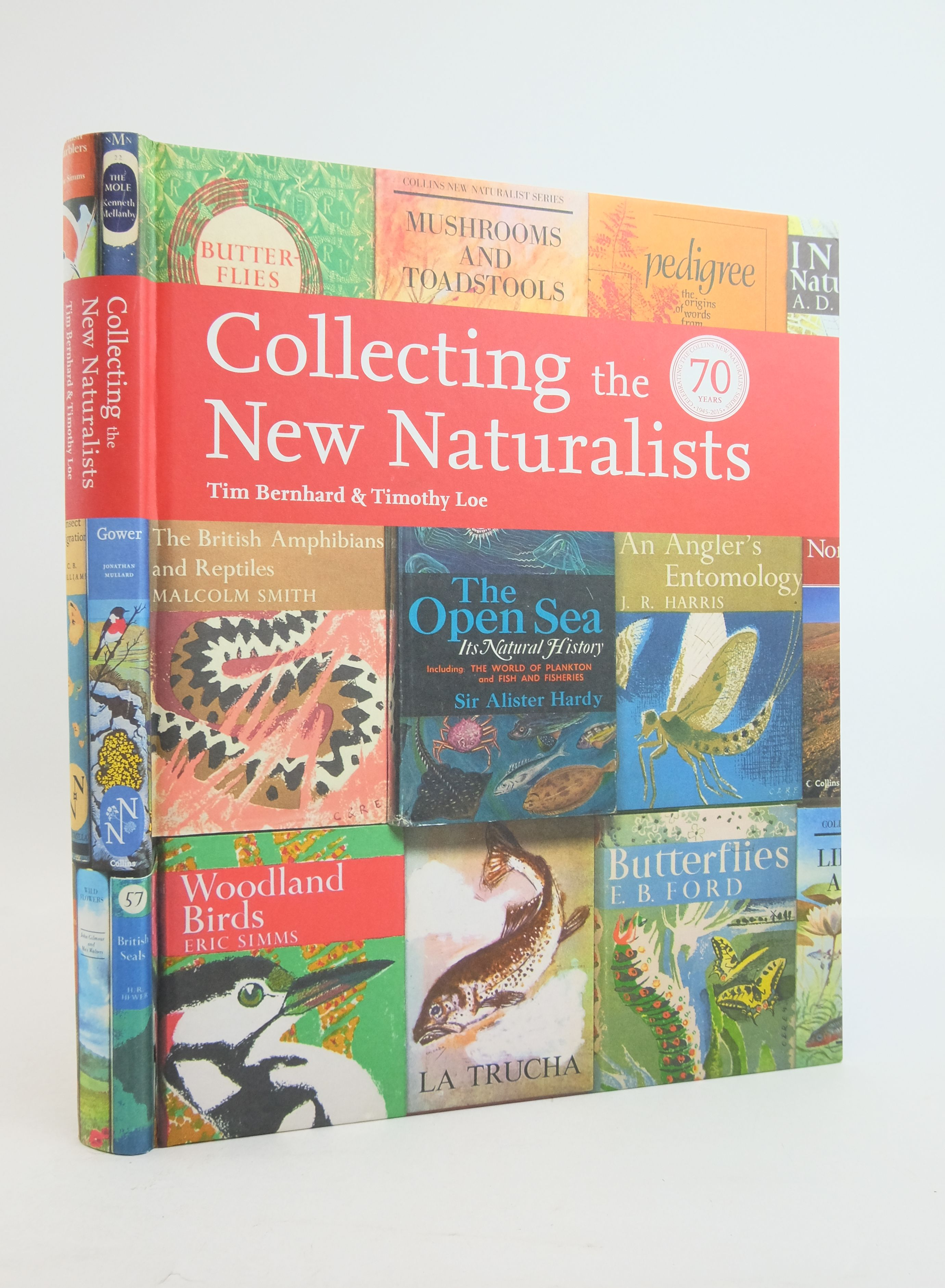 Photo of COLLECTING THE NEW NATURALISTS- Stock Number: 1821617