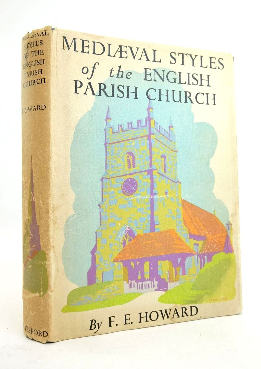 Photo of MEDIAEVAL STYLES OF THE ENGLISH PARISH CHURCH- Stock Number: 1821624