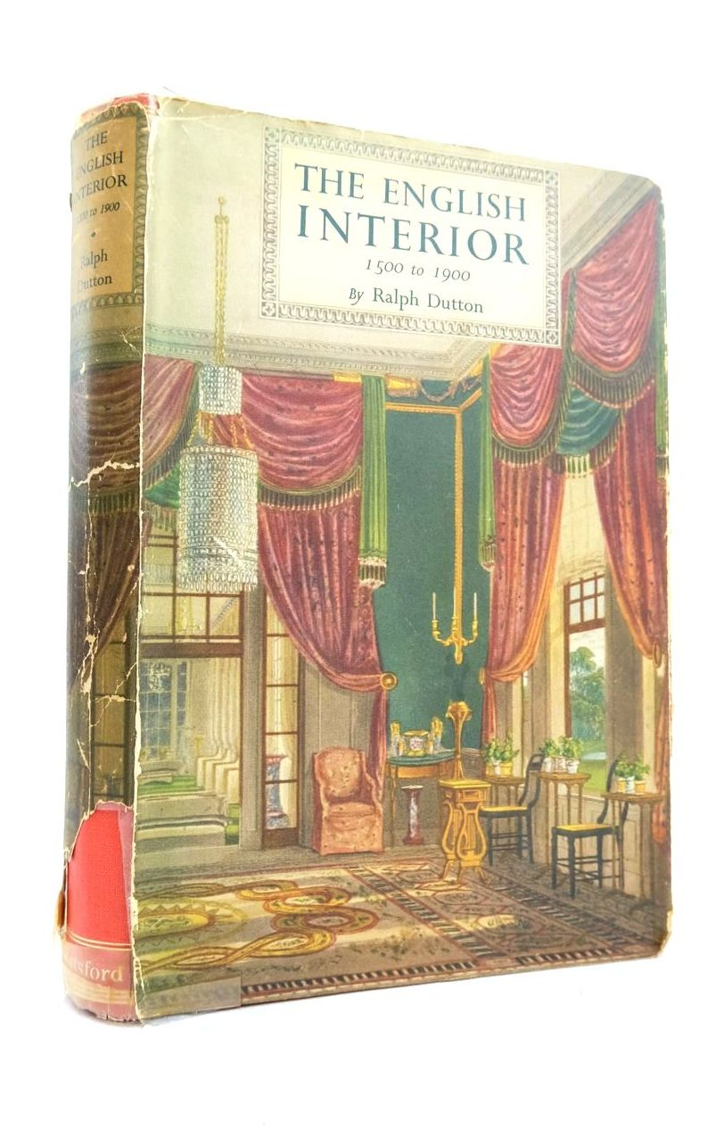 Photo of THE ENGLISH INTERIOR 1500 TO 1900- Stock Number: 1821626