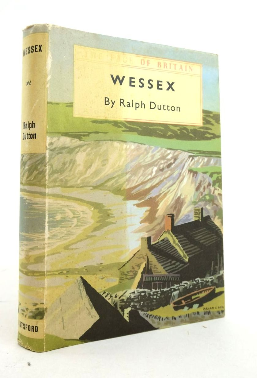 Photo of WESSEX written by Dutton, Ralph published by B.T. Batsford (STOCK CODE: 1821628)  for sale by Stella & Rose's Books