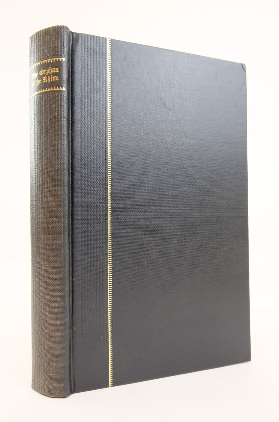 Photo of THE ORPHAN OF THE RHINE written by Sleath, Eleanor published by Folio Society (STOCK CODE: 1821634)  for sale by Stella & Rose's Books