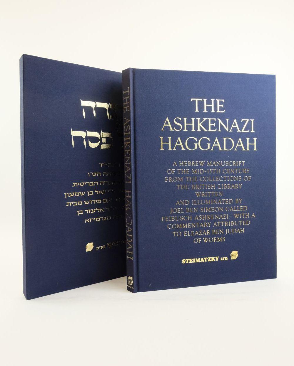 Photo of THE ASHKENAZI HAGGADAH- Stock Number: 1821635