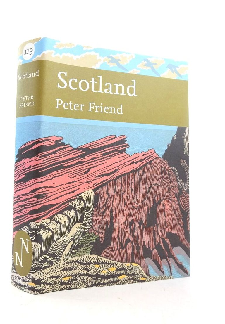 Photo of SCOTLAND (NN 119) written by Friend, Peter published by Collins (STOCK CODE: 1821652)  for sale by Stella & Rose's Books