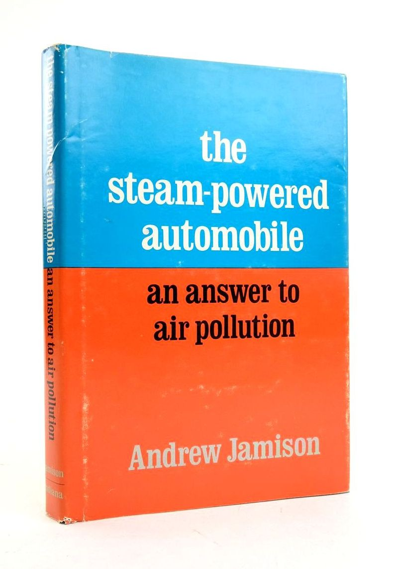 Photo of THE STEAM-POWERED AUTOMOBILE: AN ANSWER TO AIR POLLUTION- Stock Number: 1821682
