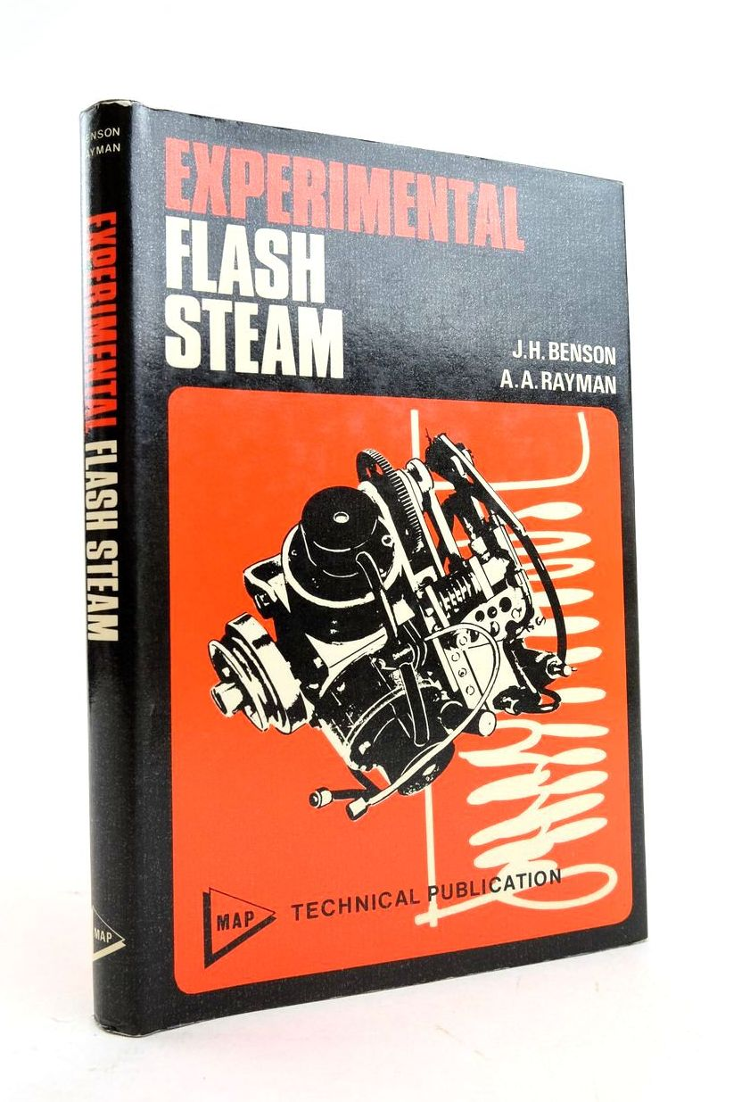 Photo of EXPERIMENTAL FLASH STEAM- Stock Number: 1821683