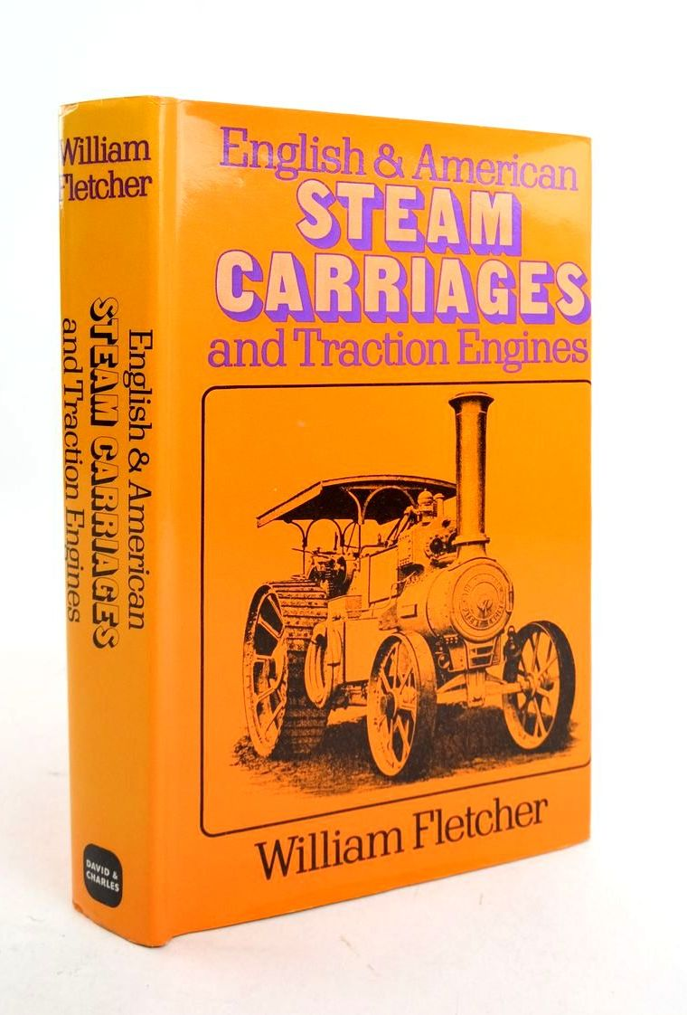 Photo of ENGLISH AND AMERICAN STEAM CARRIAGES AND TRACTION ENGINES- Stock Number: 1821684