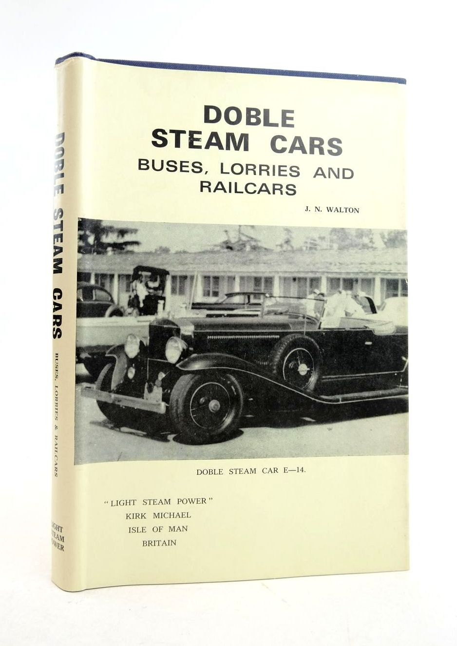 Photo of DOBLE STEAM CARS, BUSES, LORRIES AND RAILCARS- Stock Number: 1821691