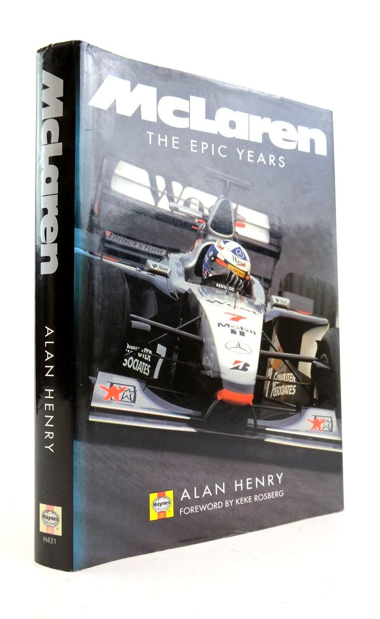 Photo of MCLAREN: THE EPIC YEARS- Stock Number: 1821693