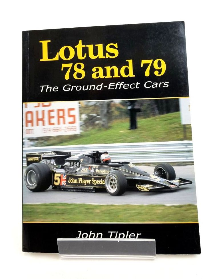 Photo of LOTUS 78 AND 79: THE GROUND-EFFECT CARS- Stock Number: 1821695