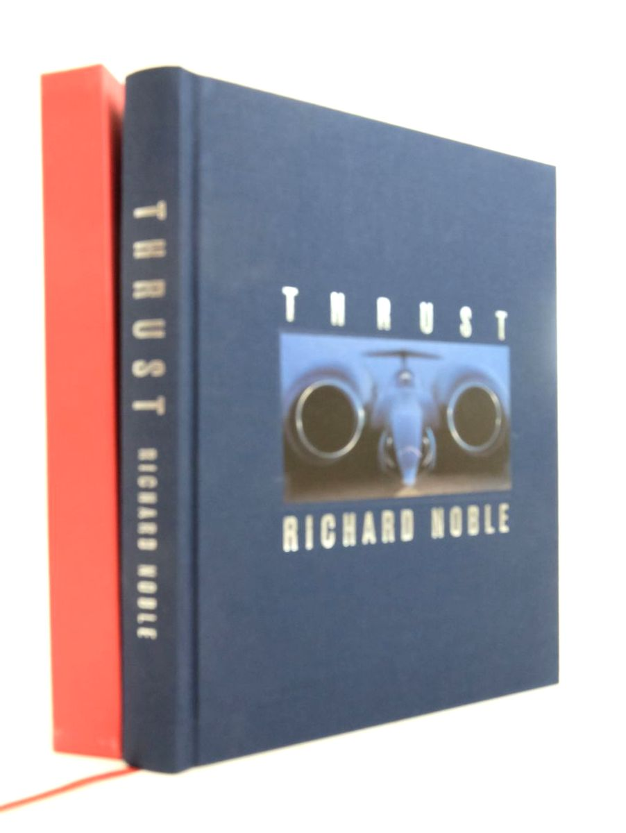 Photo of THRUST: THROUGH THE SOUND BARRIER- Stock Number: 1821701