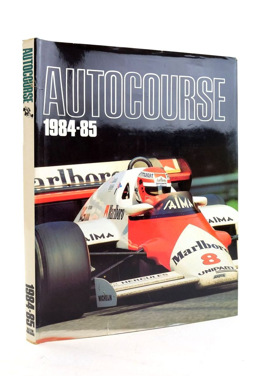 Photo of AUTOCOURSE 1984-85- Stock Number: 1821702