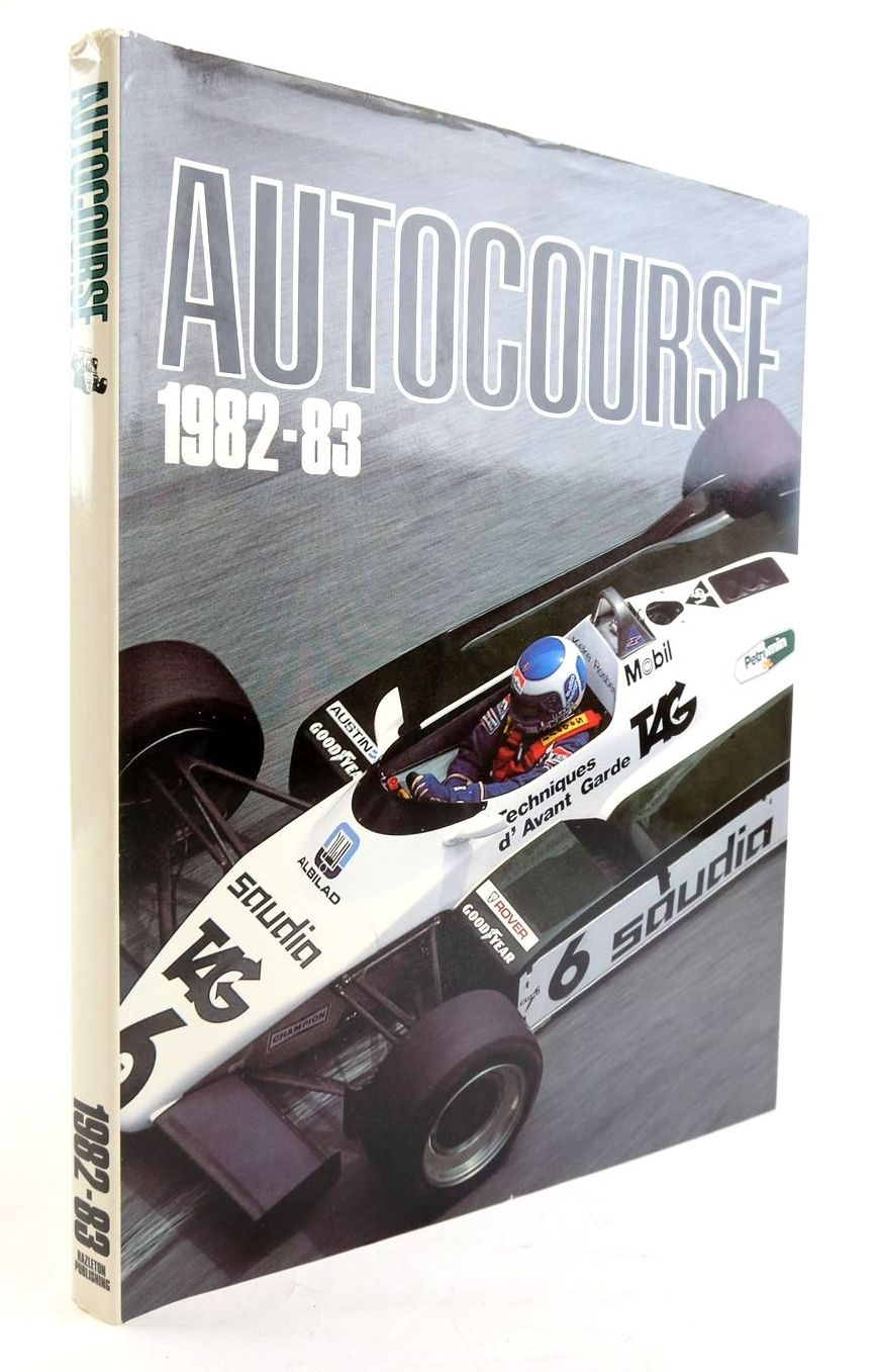 Photo of AUTOCOURSE 1982-83- Stock Number: 1821704