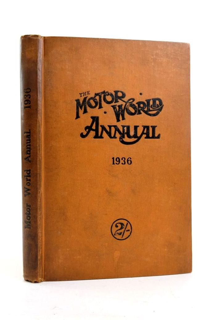 Photo of THE MOTOR WORLD ANNUAL 1936- Stock Number: 1821711